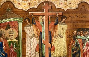 27 сентября 2021 г. Воздвижение Честного и Животворящего Креста Господня
