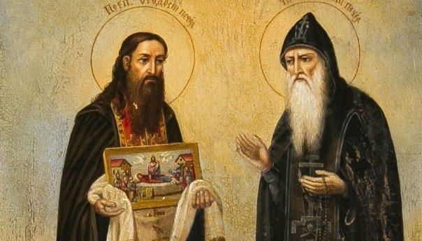 15 сентября 2021 г. Прпп. Антония (1073) и Феодосия (1073) Киево-Печерских