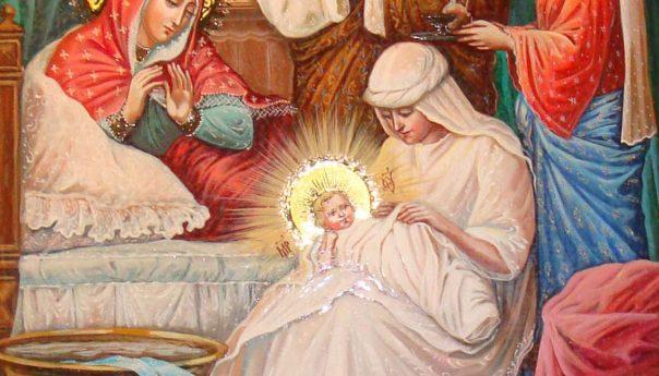 21 сентября 2021 г. Рождество Пресвятой Владычицы нашей Богородицы и Приснодевы Марии
